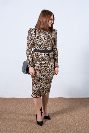 Top de leopardo