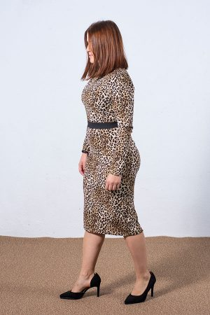 Top de leopardo barato